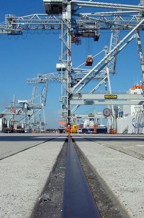 Embedded Rail